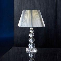 Lamparitas da tavolo : collezione MERCURY trasparente.