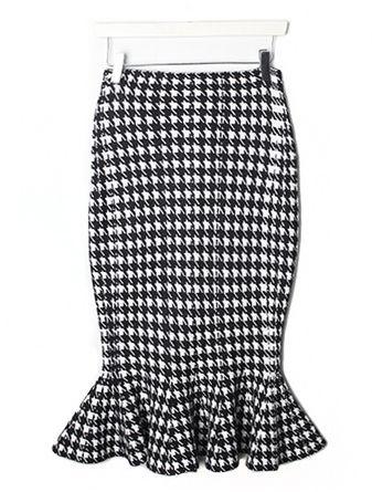 라인하운드,skirt