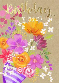 Epingle Par Patricia B Sur Bon Anniversaire Birthday Happy