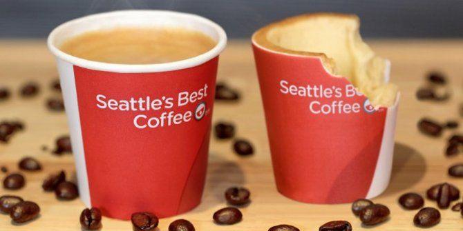 KFC bikin cangkir kopi yang bisa dimakan