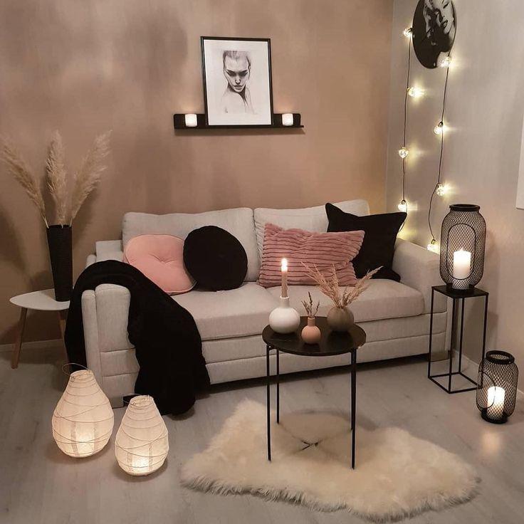 living room apartment decor #HomeDecorIdeasBeach