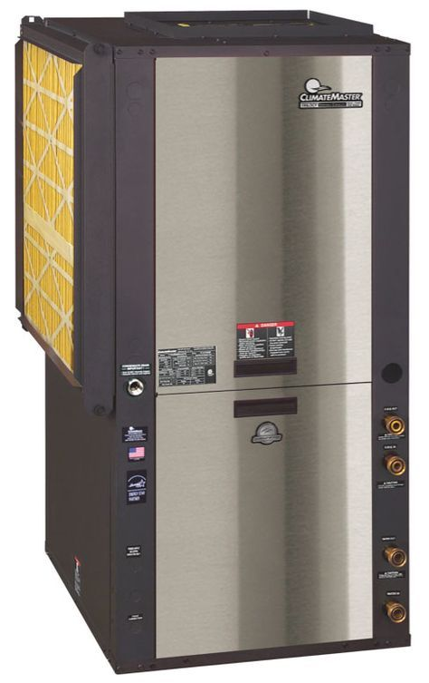 Read about the Trilogy® 45 geothermal heating and cooling system that exceeds 45 EER, which is currently the highest EER in the industry.