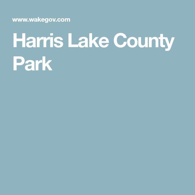 Harris Lake County Park