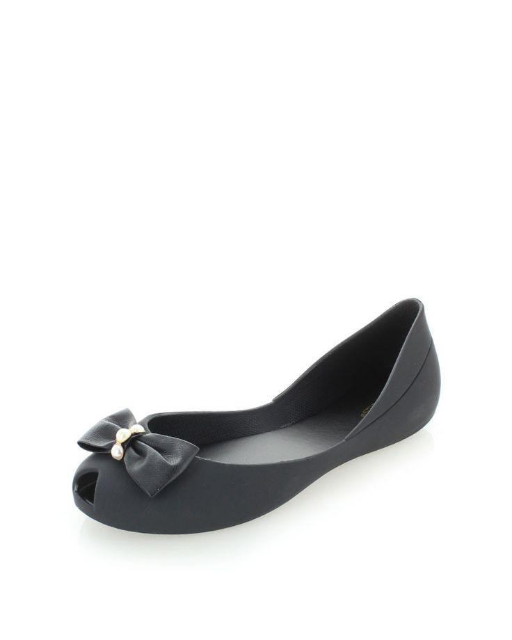Čierne balerínky Penny