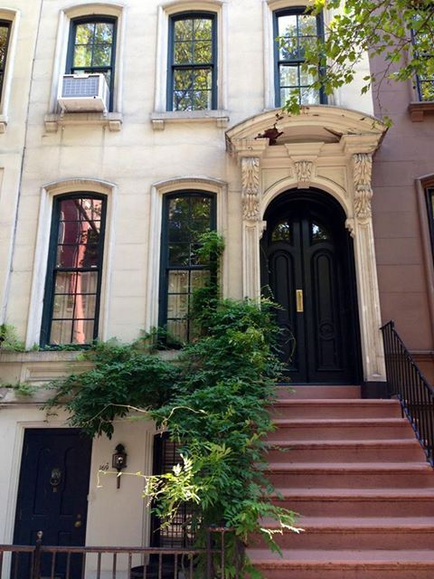 295 best images about bold brownstones on pinterest nyc for New york city brownstone for sale