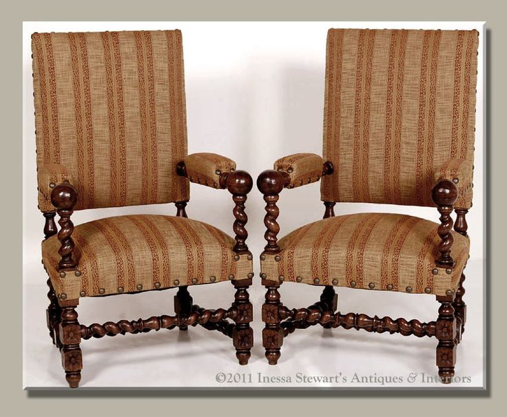 Know Your French Antique Furniture Part 1