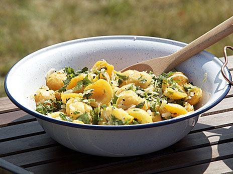Aprikos och päronsallad | Recept.nu