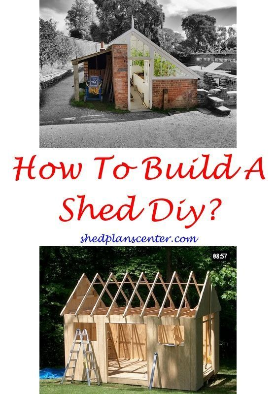 Framing A 10x10 Room: Storage Shed Plans And Material List