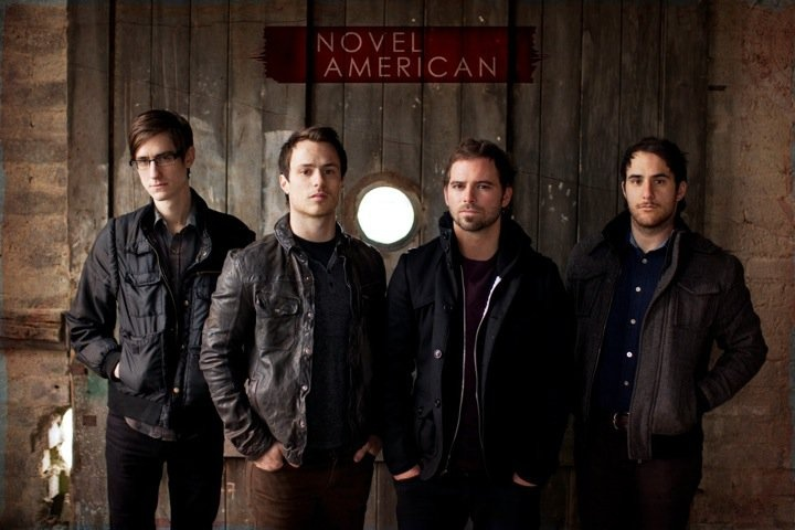 Former Paramore members Zac and Josh Farro's new band Novel American have announced that they are currently writing new music.