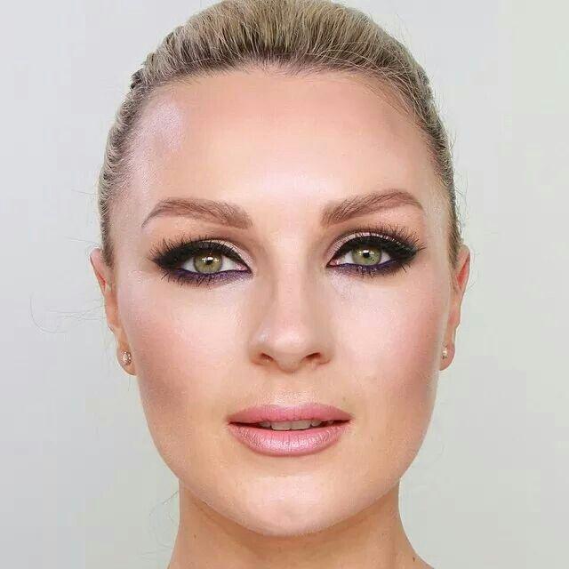 Wedding Makeup Tutorial Pixiwoo : Top 34 ideas about Eye Makeup Looks on Pinterest Gel ...