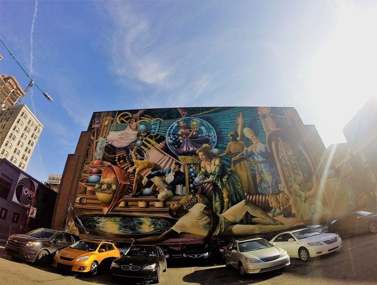 Self Guided Mural Tour Philadelphia