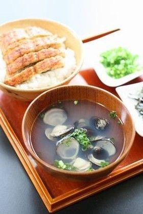 鰻の蒲焼とどうぞ!シジミのお吸い物 by ma2003co [クックパッド] 簡単 ...