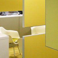 Ruhezonen bei Lärmproblemen im Büro