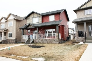 161 SNOWY OWL WAY , FORT MCMURRAY, Alberta - Royal LePage True North Realty