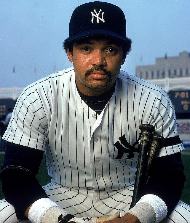 Reggie Jackson, New York Yankees