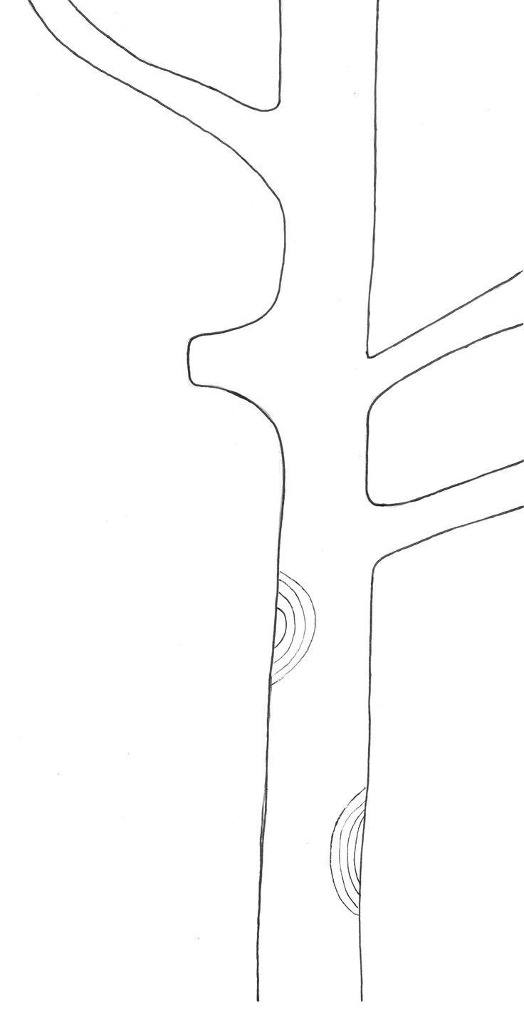 Meer dan 1000 idee n over boom grafisch op pinterest olifant illustratie palmboom prent en berken - Boom ontwerp ...