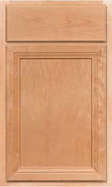 Master Bath Cabinet Door Profile  Tru Cabinets, Chesapeake (Cabinet Finish  Not Shown)