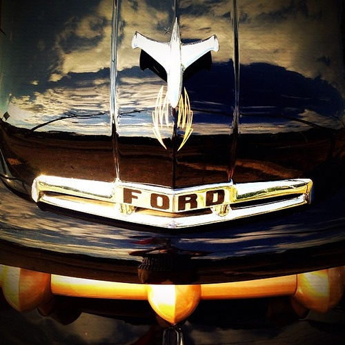Ford Tonka Truck Price >> 1951 Ford Truck grille and hood ornament | Great Grilles | Pinterest | Logos, Trucks and Photos