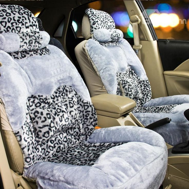 Custom embroidered Car Seat Cover