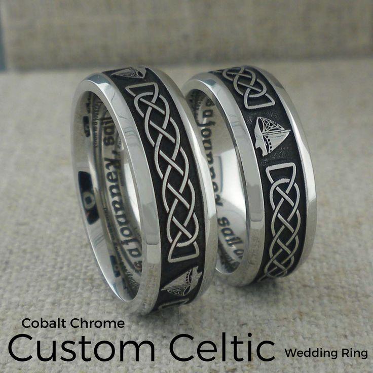 39 best Custom Wedding Rings images on Pinterest | Wedding ...