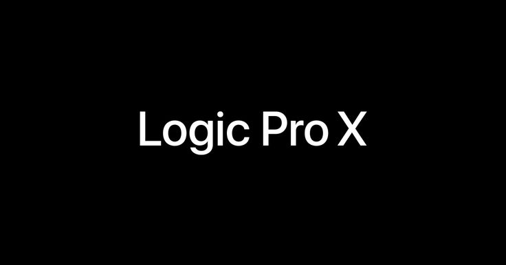 Logic Pro X brings Touch Bar support and other powerful new tools to the studio. In a more modern interface.