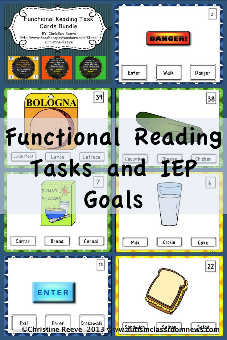 Worksheets Functional Reading Worksheets best 25 functional literacy ideas on pinterest life skills reading tasks and iep goals