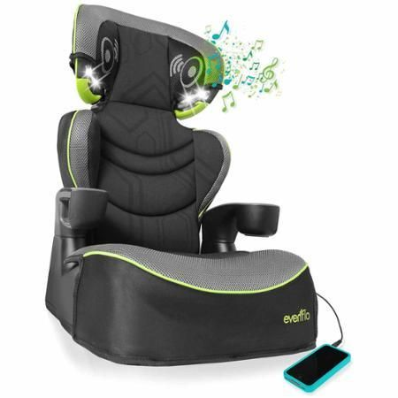 car seat evenflo big kid dlx high back booster jonah booster to 80lbs