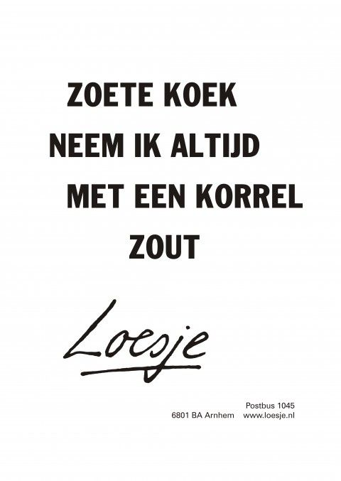 Citaten Loesje Terbaru : Images about spreuken citaten loesje on pinterest