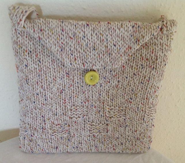Cotton Shoulder Bag £12.00