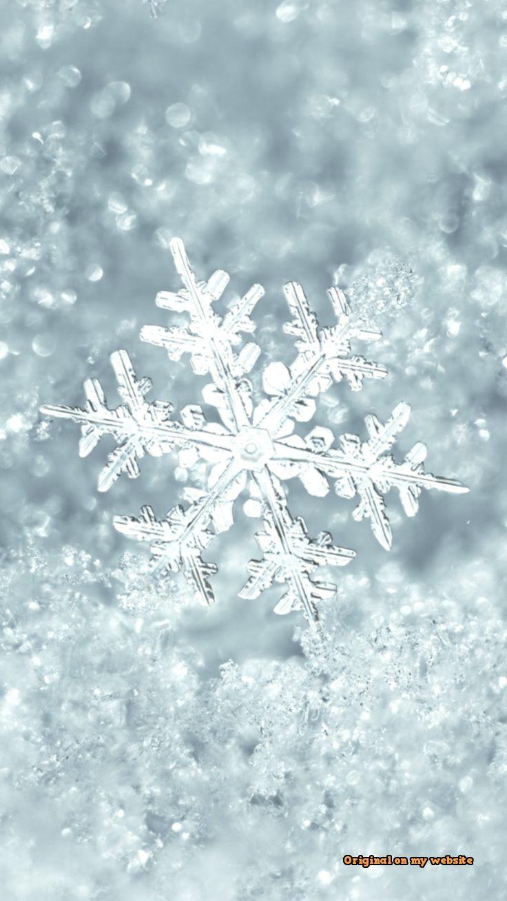 Iphone Wallpapers Ice Snowflake Iphone 7 Plus Wallpaper Wallpaperiphone7 Wallpaperiphonedark Wallpaperiphoneglitter Wallpaperiphonevintage