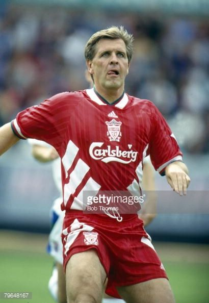 July 1993 Jan Molby Liverpool Jan Molby a Danish international played for Liverpool from 19841994  https://oddsjunkie.com <--  free football news and offers