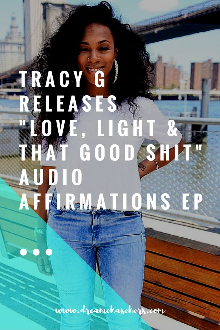 radio personality resume%0A Selfstrategist Tracy G releases   Love  Light   That Good Shit   audio