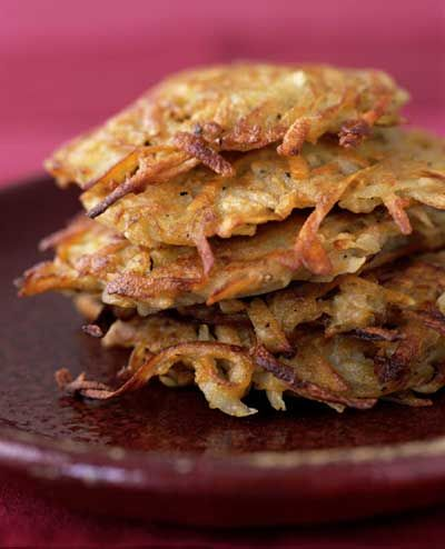The secret of potato latkes / Chanukah /Jewish Journal