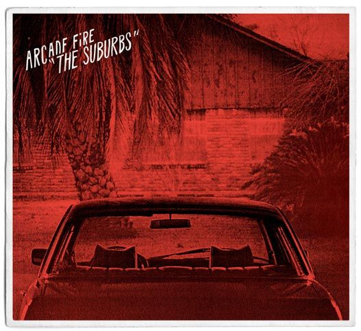 Arcade Fire S The Suburbs Deluxe Edition Is Available With