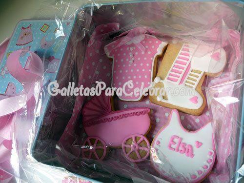 Imagen de Galletas de bienvenida bebé