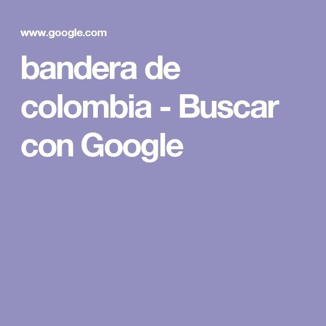 bandera de colombia - Buscar con Google