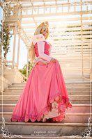 Принцесса Аврора - Спящая красавица Неферет-Косплей