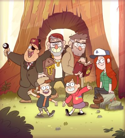 gravity falls | Tumblr//Vic-this is what it should be if they continue the story