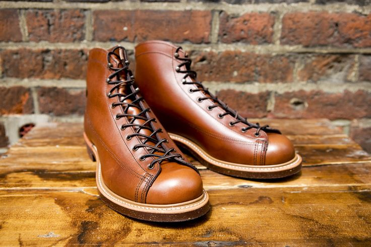 Red Wing Lineman 2996 Boots | Red Wing London