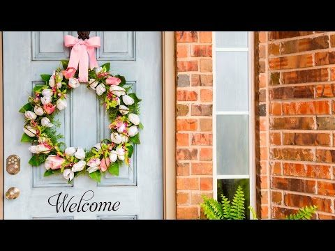 Wreaths - Inspiration Video - Floral | Hobby Lobby