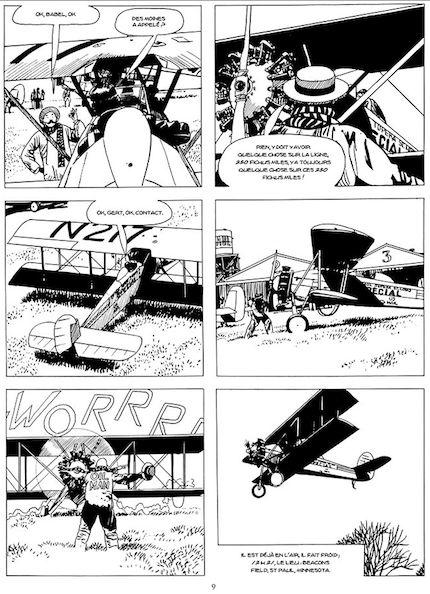Airmail - L'intégrale - Par Attilio Micheluzzi – Mosquito Edition - Actua BD: l'actualité de la bande dessinée