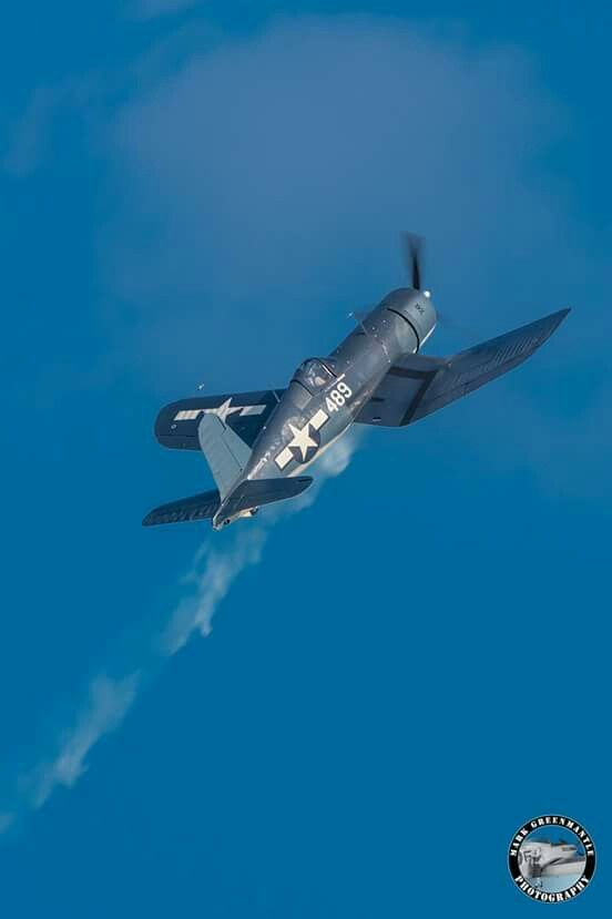 F4U-4 Corsair Goodbye dad. You were brilliant and capable of ANYTHING. I can't imagine what you will be able to do now!