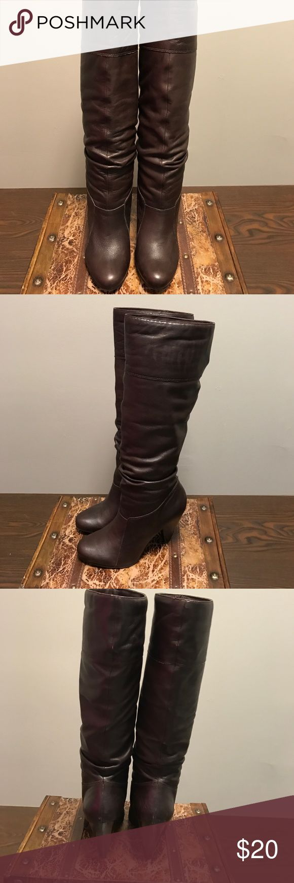 Jessica Simpson Boots Jessica Simpson Boots - Size 8.5 - brown Jessica Simpson Shoes