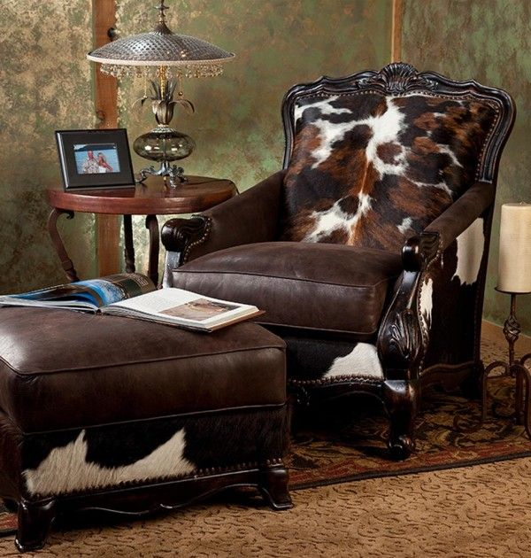 The 25 Best Cowhide Chair Ideas On Pinterest Cow Print