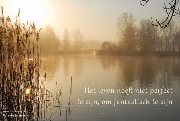 Inspirational quote on justbeyou.nl - by feezman.nl