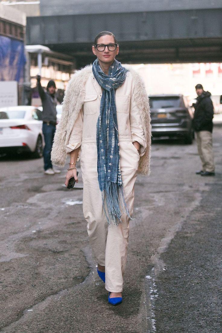 Jenna Lyons street style