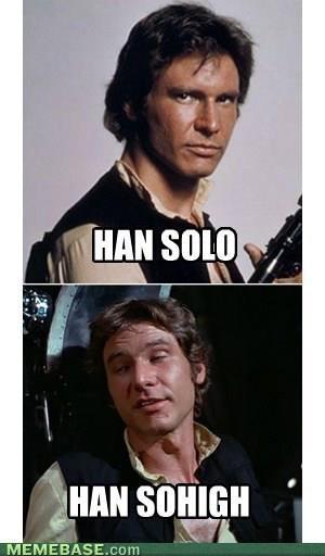 Han: Nerd, Starwars Humor, Star Wars Gasms, Funny Stuff, Han Solo, Wars Badassery, Wars Fans