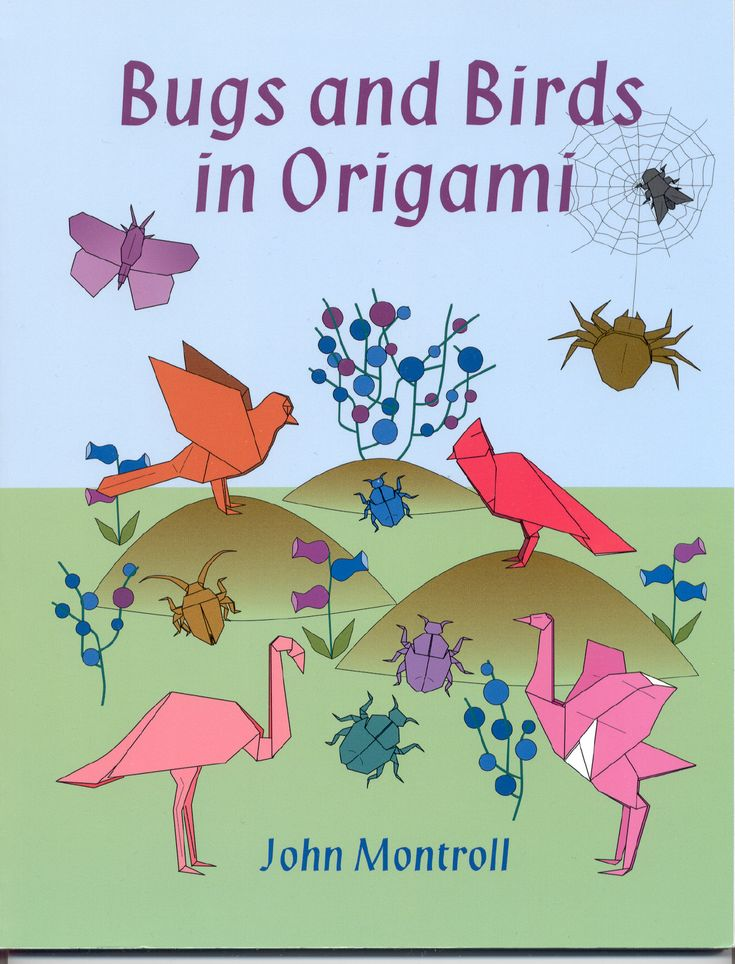 Bugs and Birds in Origami - Documents