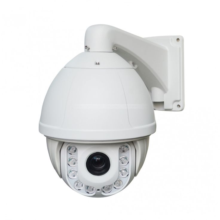 392.79$  Watch now  - 4 IN 1 IR high speed dome camera AHD TVI CVI CVBS 1080p output ir night vision 150m ptz dome camera