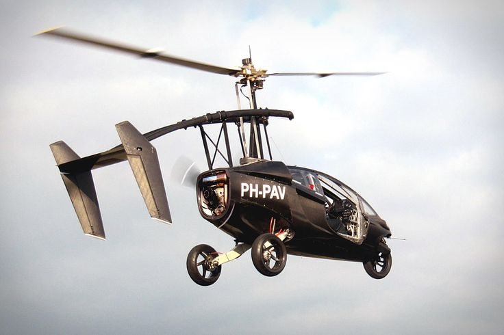 Is it a car? A helicopter? A plane?